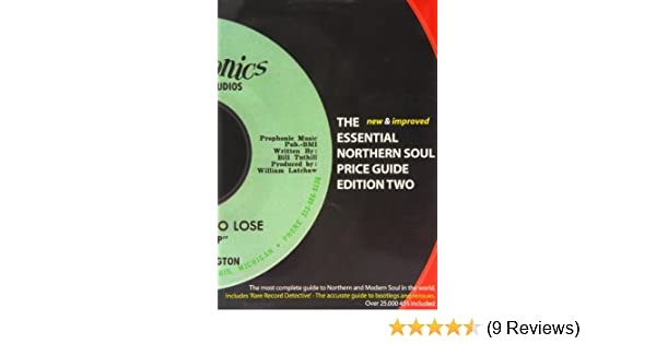 The Essential Northern Soul Price Guide: Amazon co uk: Tim Brown