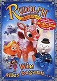 DVD Cover 'Rudolph mit der roten Nase - Wie alles begann...