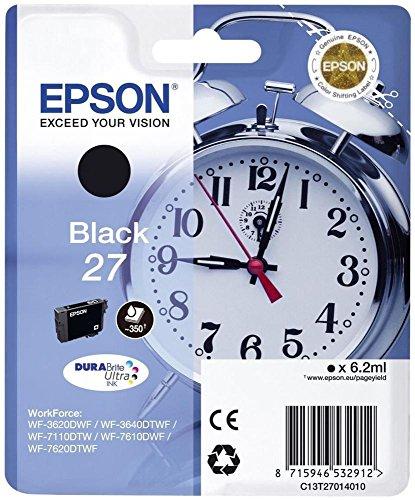 Preisvergleich Produktbild Epson C13T26214022 Schwarz Original Tintenpatronen Pack of 1