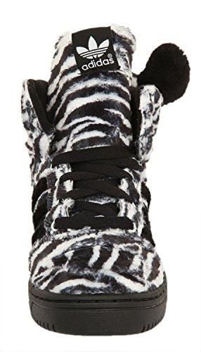 Sneakers Adidas - Jeremy Scott - Black Noir