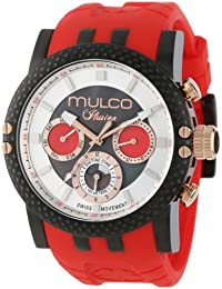 MULCO Unisex MW3-11169-065 Lincoln Illusion cron—grafo Analogique Swiss MoveCaballerot Reloj