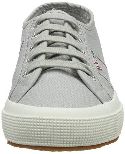 Superga Unisex-Erwachsene 2750 Plus Cotu Sneaker Grau (lt. Grey)