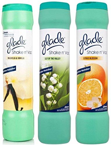 glade-shake-n-vac-lot-de-3-1-chaque-lily-magnolia-citrus-nettoyant-tapis-poudre-500-g