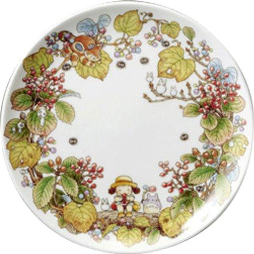 Tonari no Totoro Noritake Bonn China 23 cm plate (strain still Edition) T50116A/4660-5 Noritake China