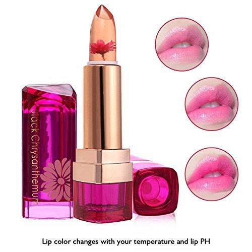cineen professionale cambiacolore Lip Gloss Jelly Moisturizing cristallo gelatina dura