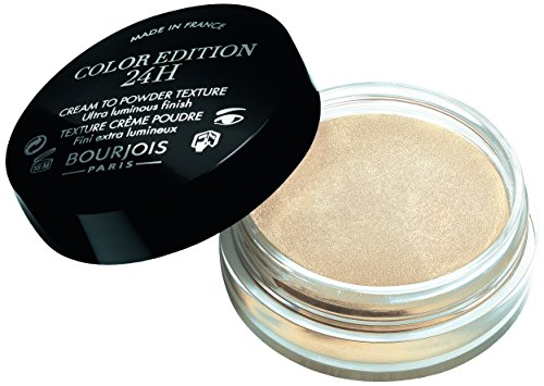 Bourjois Color Edition 24H Cream to Powder Eyeshadow 5g-07 Flocon D'or