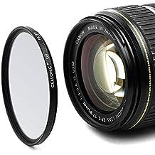 Cellonic UV Filter für Fuji Fujinon XF 18mm F2 R Fuji Fujinon XF 35mm F1.4 R (Ø 52mm) Schutzfilter