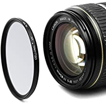 UV Filtro para Canon EF 50mm f/1.8 STM Canon EF-S 35mm f/2.8 Macro IS STM (Ø 49mm)