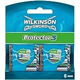 Wilkinson - Protector 3 Chargeur de 8 Lames
