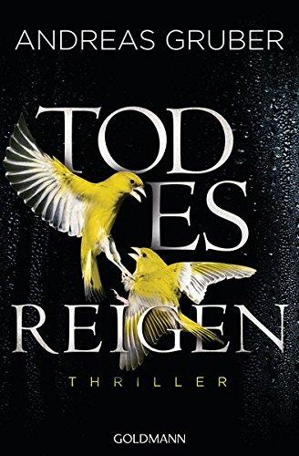 Buchcover Todesreigen: Maarten S. Sneijder und Sabine Nemez 4 - Thriller