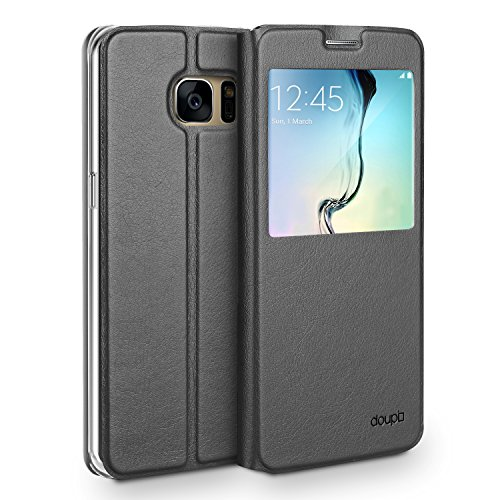 doupi-deluxe-flipcover-for-samsung-note-5-with-viewing-window-magnet-flipcase-bookstyle-screen-prote