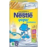 Nestlé Papillas 8 Cereales Con Yogurt A Partir De 8 Meses - 600 g