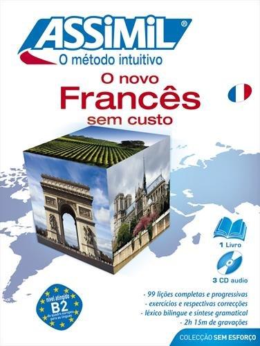 Novo francês sem custo. Con 4 CD (O) (Senza sforzo)