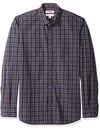 Goodthreads Standard-Fit Poplin Plaid Shirt