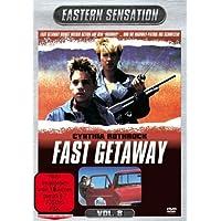 Cynthia Rothrock - Fast Getaway - Eastern Sensation Vol. 8