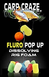 Fluro Rig Foam Dissolving Twin Pack