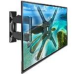 """NB DF400 - El soporte giratorio de alta calidad para pantallas y televisores de LCD, LED, Plasma 81-132 cm (32"""" - 52"""") y hasta 31,8 kg, ISO TUV GS"""