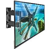 "NB DF400 - Support mural universel orientable robuste pour TV LCD LED 81-132 cm (32"" - 52"") jusqu'à 31,8 kg, ISO TUV GS..."