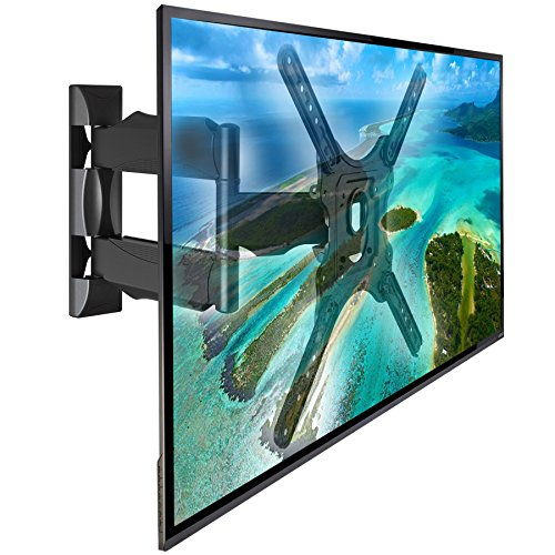 "NB DF400 - Support mural universel orientable robuste pour TV LCD LED 81-132 cm (32"" - 52"") jusqu'à 31,8 kg, ISO TUV GS"