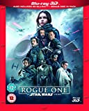 DVD - Rogue One: A Star Wars Story [Limited Edition Artwork Sleeve] [Blu-ray 3D] [2016] [2017]
