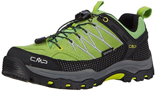 C.P.M. Rigel, Chaussures de Randonnée Fille Vert - Grün (FROG-LIME 751P)