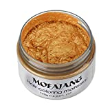 Best Hair Pomade For Women - Yellow Gaddrt Men Women Professional Hair Wax Hair Review