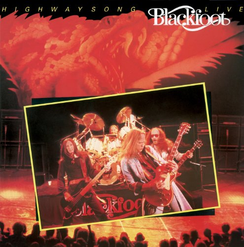 Blackfoot: Highway Song Live (Lim.Collector's Edition) (Audio CD)