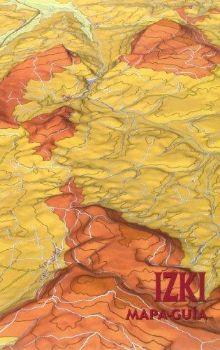Izki - mapa-guia