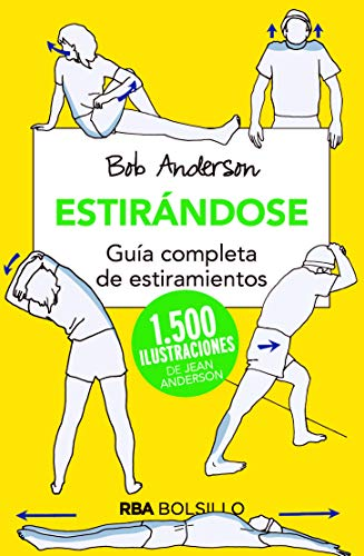 Estirándose (NO FICCION) por Bob Anderson