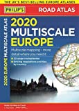 Philips Multiscale Europe 2020 A4: (A4 Spiral binding) (Philips Road Atlas)