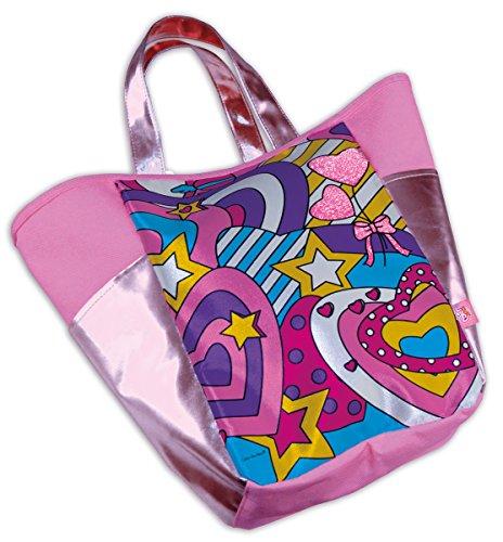 Simba 106372377 - Color Me Mine Diamond Party Fashion Bag 31 x 28 cm (Simba Stoff)