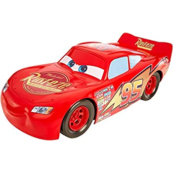 Disney Pixar Cars voiture Flash McQueen rouge,