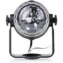 ccbetter Mini palla lampada magica fase Luci