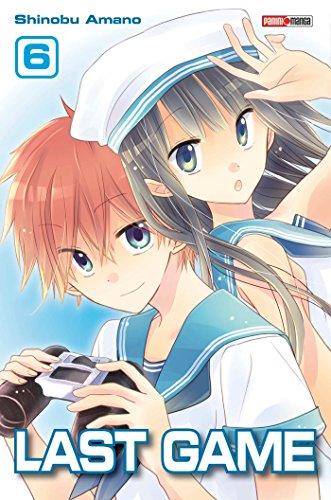 LAST GAME T06 par Shinobu AMANO