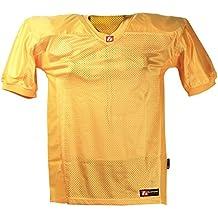 FJ-2 camiseta de fútbol americano competición, amarillo, ...