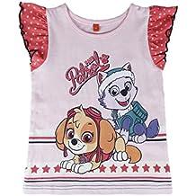 Camiseta Patrulla Canina Rosa Skye Everest + REGALO bolígrafo Paw Patrol
