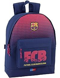 Safta Mochila F.C. Barcelona Corporativa Oficial Mochila juvenil 325x150x430mm