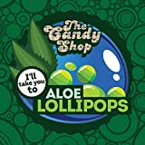 I'll take you to Aloe Lollipops - Candy Shop - Big Mouth Aroma 10ml
