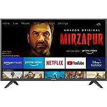 Onida 108 cm (43 Inches) Fire TV Edition Full HD Smart IPS LED TV 43FIF (Black) (2019 Model)