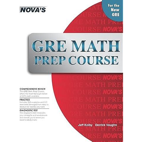 GRE Math Prep Course (English