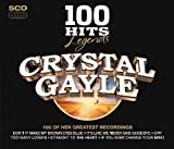 [100 Hits Legends] Crystal Gayle by Gayle, Crystal (2011) Audio CD