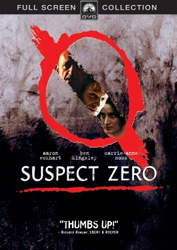 Suspect Zero (Full Screen Edition) by Aaron Eckhart