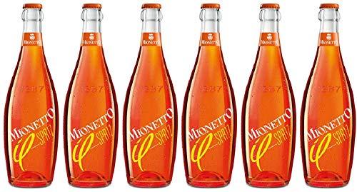 Fabricante: mionetto País: Italia Contenido Alcohólico: 8% Contenido: 6x 0,75L Tipo: Vino colorante aperitivo con 19que retiene temperatura 6hasta 8C contiene colorantes.