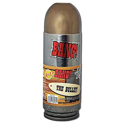 ABACUSSPIELE 69161 - BANG! - The Bullet, Kartenspiel (Karten Party City)
