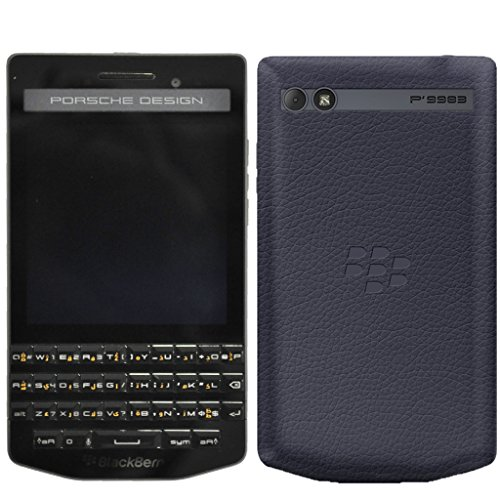 "BlackBerry Porsche Design P'9983 Single SIM 4G 64GB Graphite - Smartphones (7.87 cm (3.1""), 64 GB, 8 MP, BlackBerry OS, 10, Graphite)"
