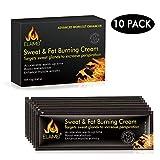 ELAIMEI Hot Sweat Cream, Extreme Cellulite Slimming & Firming Cream, Body Fat Burning