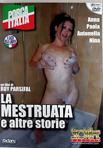 S. MOVIE DVD La mestruata e altre storie PORCA ITALIA SHOW TIME fp301 [DVD] [DVD] [DVD]