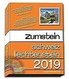 ZUMSTEIN Schweiz/Liechtenstein Briefmarken-Katalog 2019