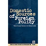 Domestic Sources of Foreign Policy: West European Reactions to the Falklands Conflict West European Reactions to the Falklands Conflict (Historical Perspectives on Modern) by Stelios Stavridis (Editor) � Visit Amazon's Stelios Stavridis Page search results for this author Stelios Stavridis (Editor), Christopher Hill (Editor) (1-Jan-1996) Paperback