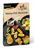 Beltane grill&wok Honey-Chili Marinade für 500 g Fleisch, Gemüse oder Fisch, 2er Pack (2 x 50 g) - Bio